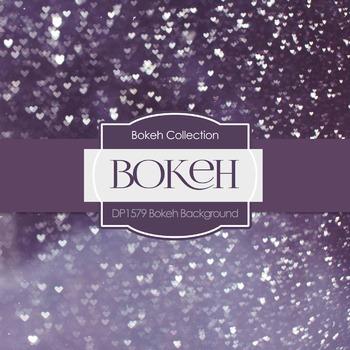 Digital Papers -  Bokeh Textures (DP1579)