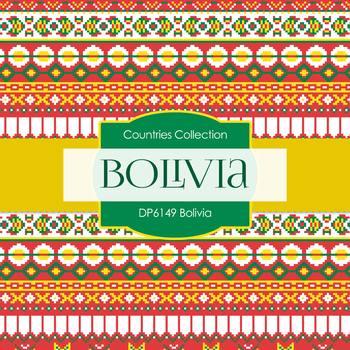 Digital Papers - Bolivia (DP6149)