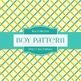 Digital Papers - Boy Patterns (DP6111)