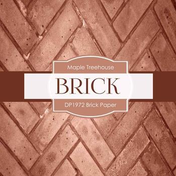 Digital Papers - Brick Paper (DP1972)