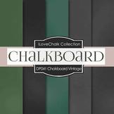 Digital Papers - Chalkboard Vintage (DP041)