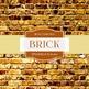 Digital Papers - Brick Textures (DP624)