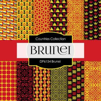 Digital Papers - Brunei (DP6154)