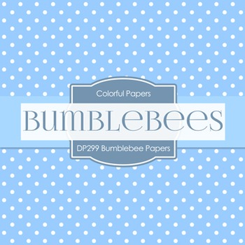 Digital Papers -  Bumblebee (DP299)