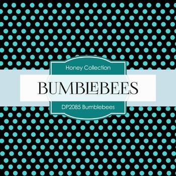 Digital Papers - Bumblebees (DP2085)