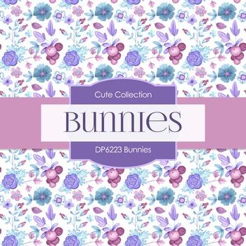 Digital Papers - Bunnies (DP6223)