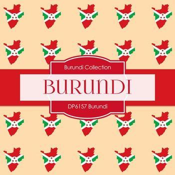 Digital Papers - Burundi (DP6157)