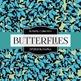 Digital Papers - Butterflies (DP2828)
