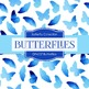 Digital Papers - Butterflies (DP4137)