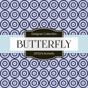 Digital Papers - Butterfly (DP2376)