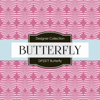 Digital Papers - Butterfly (DP2377)