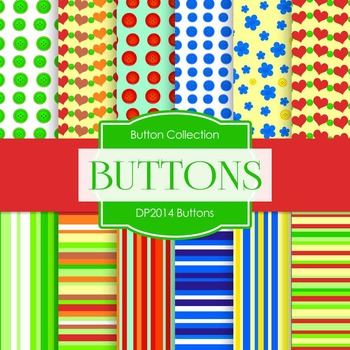 Digital Papers - Buttons (DP2014)