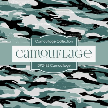 Digital Papers -  Camouflage (DP2485)