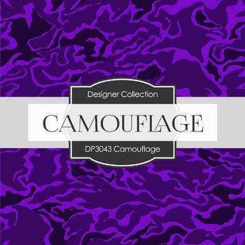Digital Papers - Camouflage (DP3043)
