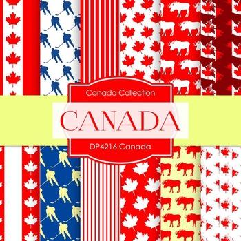 Digital Papers - Canada (DP4216)