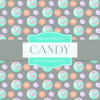 Digital Papers - Candy Buffet (DP1976)