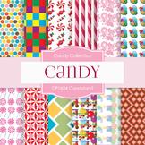 Digital Papers - Candyland (DP1624)