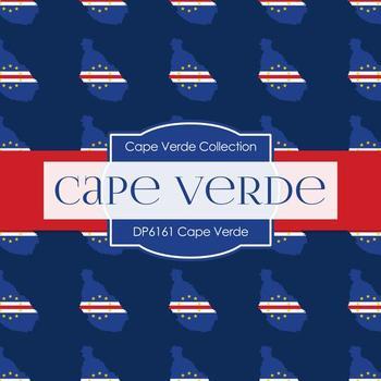 Digital Papers - Cape Verde (DP6161)