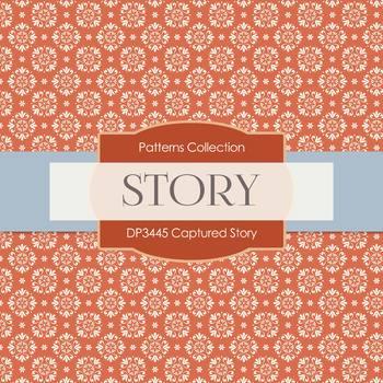 Digital Papers - Captured (DP3445)