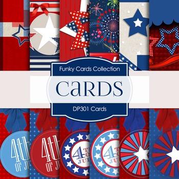 Digital Papers - Cards (DP301)