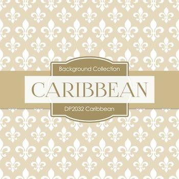 Digital Papers - Caribbean (DP2032)