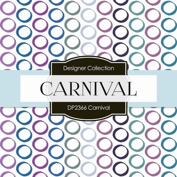 Digital Papers - Carnival (DP2366)