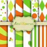Digital Papers Carnival Paper Circus Paper 7