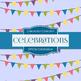 Digital Papers - Celebrations (DP6126)