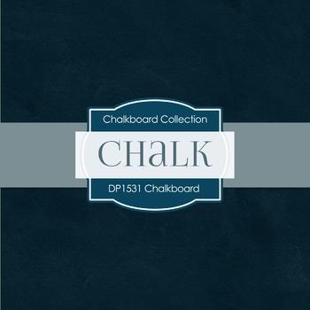 Digital Papers - Chalkboard Backdrops (DP1531)