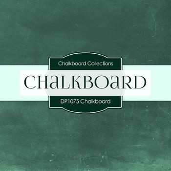 Digital Papers -  Chalkboard (DP1075)