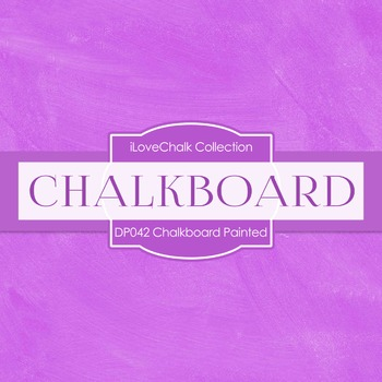 Digital Papers - Chalkboard Painted (DP042)