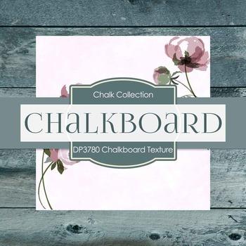 Digital Papers - Chalkboard Texture (DP3780)