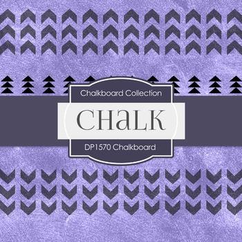 Digital Papers -  Chalkboard Tribal (DP1570)