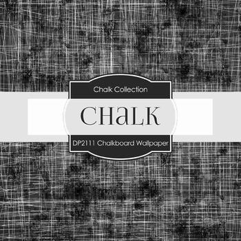 Digital Papers - Chalkboard Wallpaper (DP2111)
