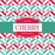 Digital Papers - Cherry (DP2042)