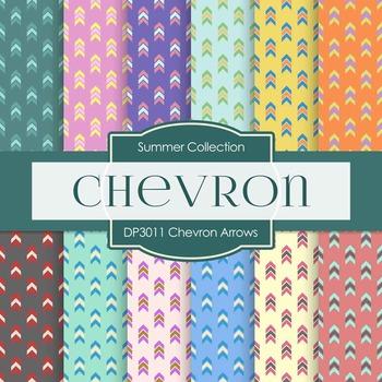Digital Papers - Chevron Arrows (DP3011)