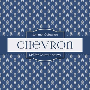 Digital Papers - Chevron Arrows (DP3749)