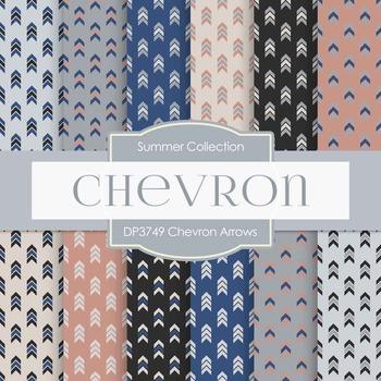 Digital Papers - Chevron Arrows (DP3749)
