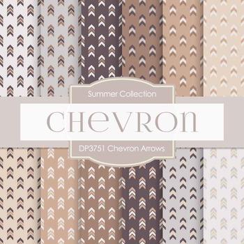 Digital Papers - Chevron Arrows (DP3751)