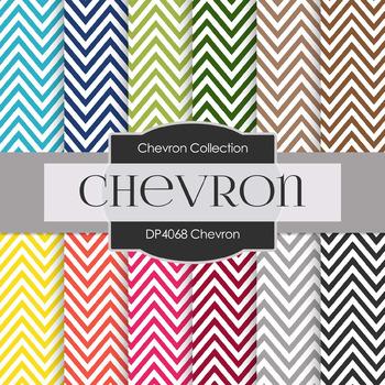 Digital Papers - Chevron (DP4068)