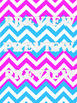 Digital Papers Chevron Style!  23 different colors and / or combinations!