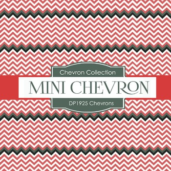 Digital Papers - Chevrons (DP1925)