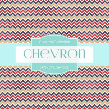 Digital Papers - Chevrons (DP1959)