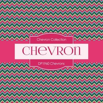 Digital Papers - Chevrons (DP1960)