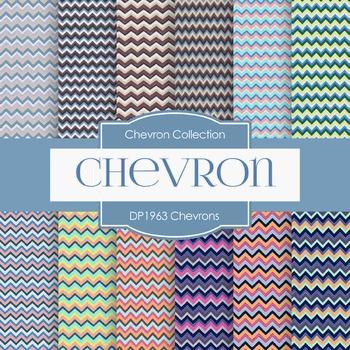 Digital Papers - Chevrons (DP1963)