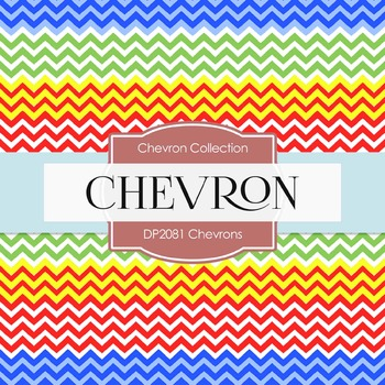 Digital Papers - Chevrons (DP2081)