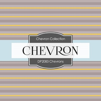 Digital Papers - Chevrons (DP2083)