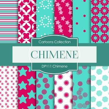 Digital Papers - Chimene (DP111)