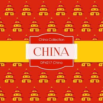 Digital Papers - China (DP4217)