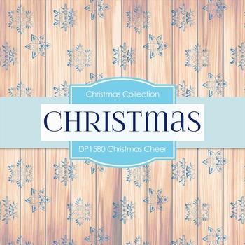 Digital Papers - Christmas Cheer (DP1580)